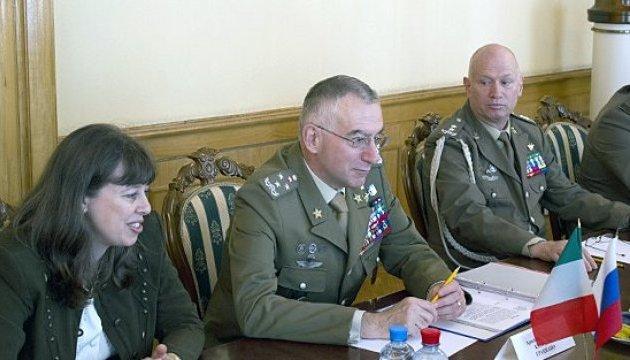 Військовий комітет ЄС очолить італійський генерал