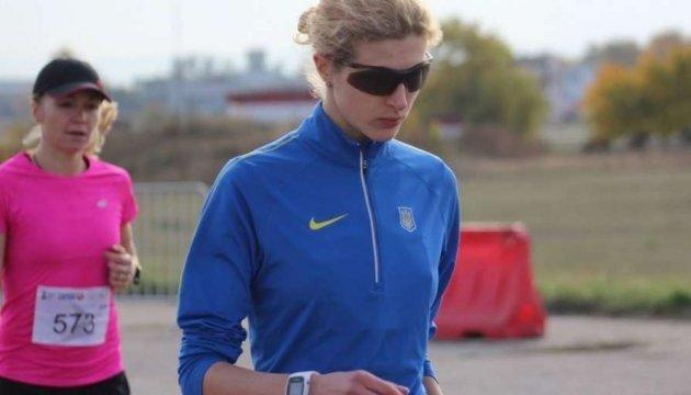 Українка фінішувала третьою на напівмарафоні у Франції