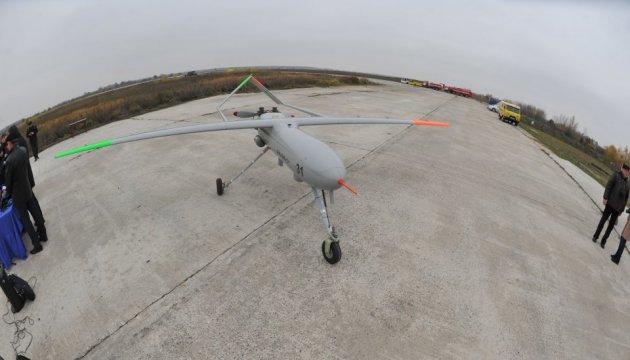 Украинские дроны смогут следить за агрессором и на Камчатке - Турчинов