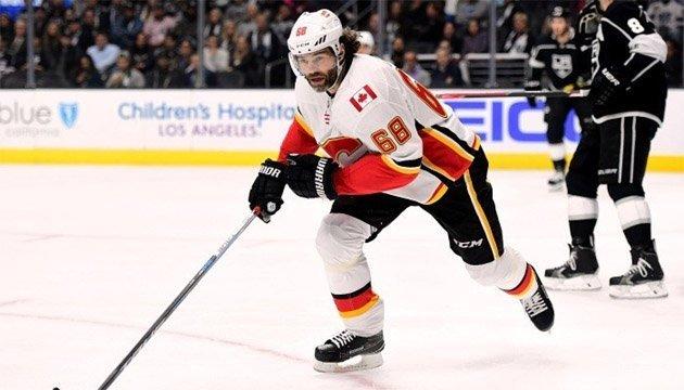 Хокей: Яромир Ягр став другим за кількістю матчів в НХЛ