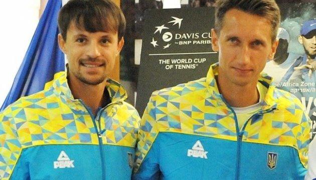 Теніс: Стаховський і Молчанов програли парний матч на турнірі у Словаччині