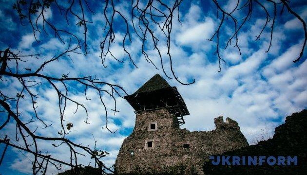 На Закарпатті завершили перший етап реставрації Невицького замку