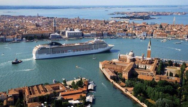 Круїзним лайнерам заборонили заходити в історичний центр Венеції