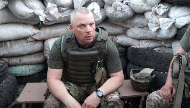 Mykhailo Zabrodsky es nombrado nuevo comandante de las fuerzas ATO