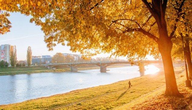 Ловити осінь за хвоста