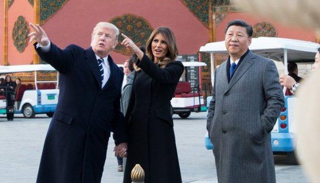 Трамп не засуджує Китай за нечесну торгівлю