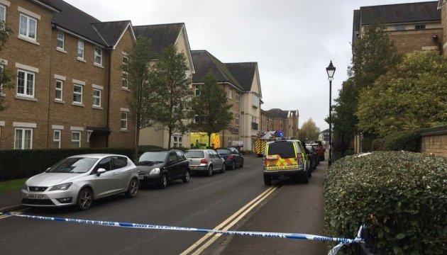 В Оксфорді евакуювали вулицю через можливий витік хімікатів