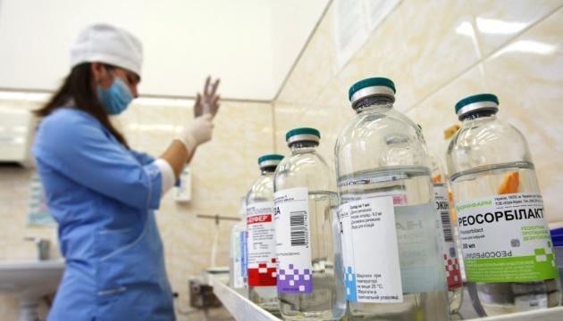 Кількість хворих на гепатит А у Миколаєві зросла до 77