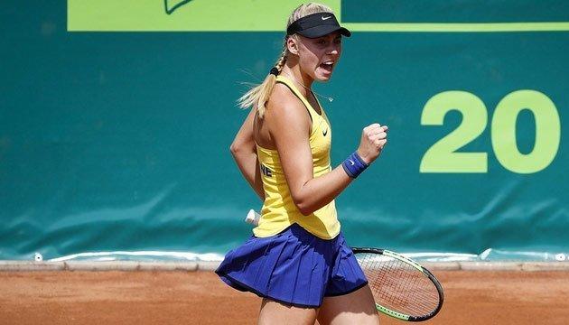 14-річна українка досягла півфіналу турніру ITF в Ізраїлі