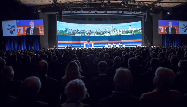 Кличко у Франкфурті розповів про успішні інновації, що втілюються в Києві