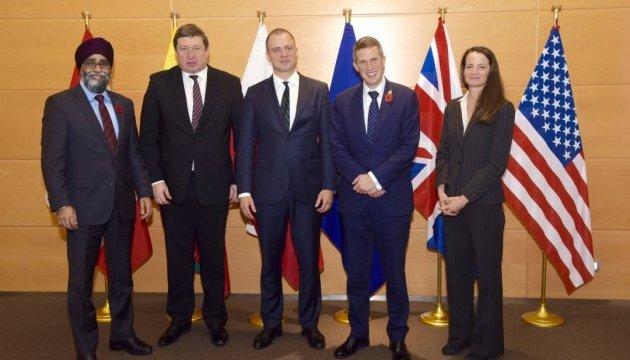 Канада задоволена прогресом в Україні – міністр оборони