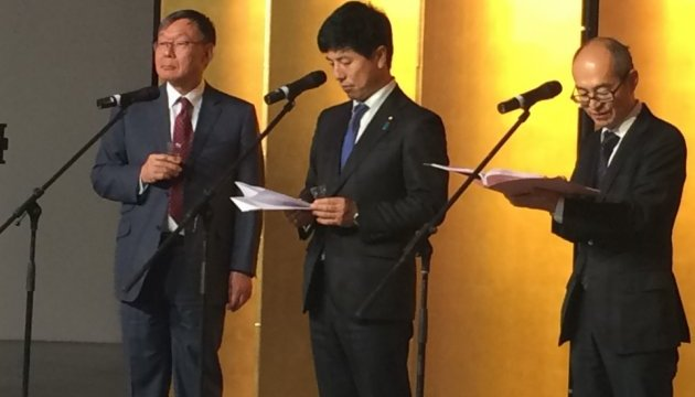 Рік Японії в Україні зміцнив двосторонні відносини між країнами