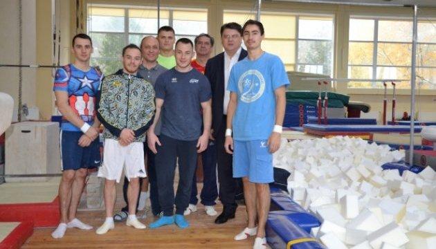 Ігор Жданов: Для збірної України зі спортивної гімнастики закуплять нове обладнання