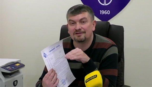 Санин: Без четкого регламента украинский футбол превратится в летающий цирк