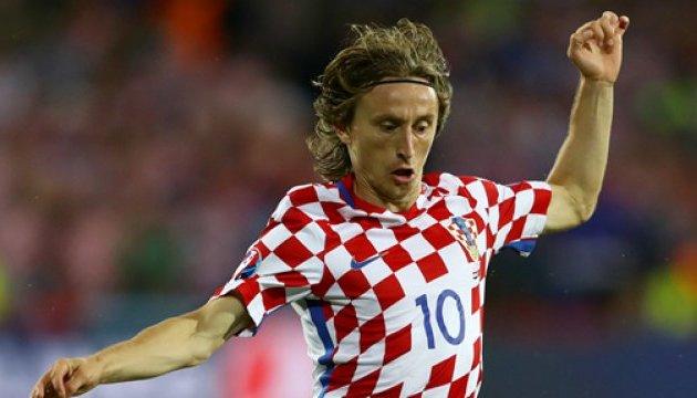 Футбол: лідер хорватів Модрич не очікував, що його команда обіграє греків з рахунком 4:1