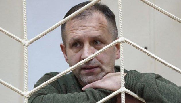 Volodymyr Baloukh en grève de la faim : son avocat n'a pas accès à lui