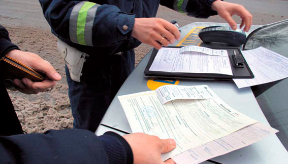 Набув чинності закон, що скасовує «листи щастя» водіям про штрафи