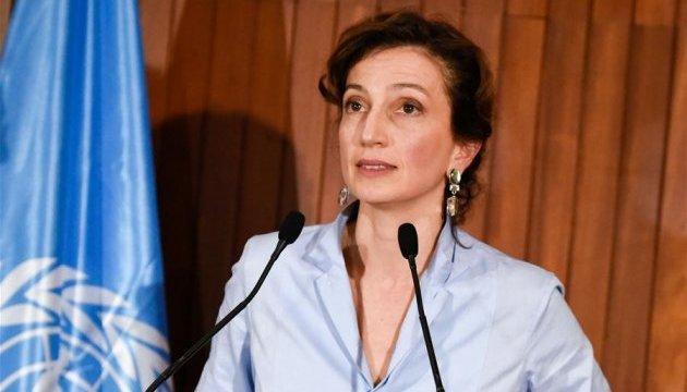 Убивство Комарова: Гендиректор ЮНЕСКО засуджує