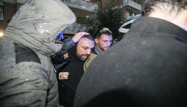 Італійський мафіозо зламав ніс журналісту