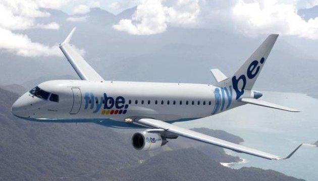 В Ірландії пасажирський літак приземлився без носового шасі