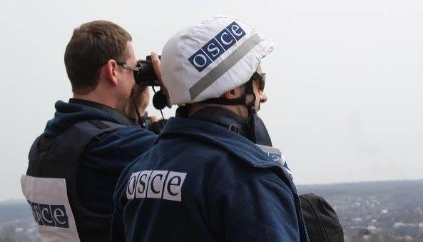 Російський найманець намагався не пропустити міжнародних спостерігачів — ООС