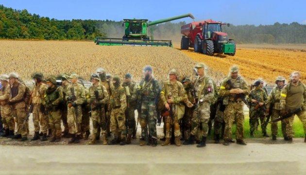 Самооборона фермерів від рейдерства: Перший загін - 300 бійців. На черзі - другий