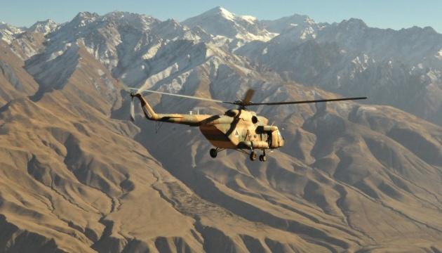 Падіння військового гелікоптера в Колумбії: загинули 10 людей