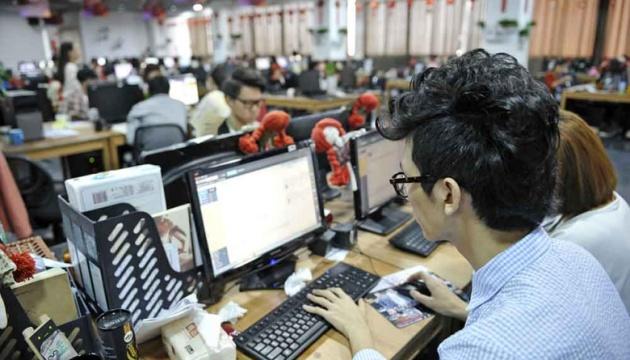 Alibaba за добу в Китаї продала товарів на $25 мільярдів
