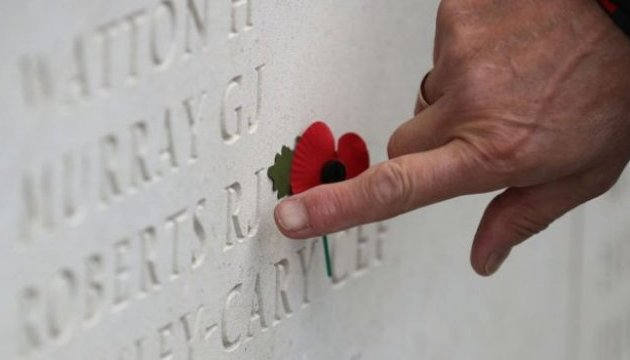 Британці відзначили День пам'яті полеглих у війнах
