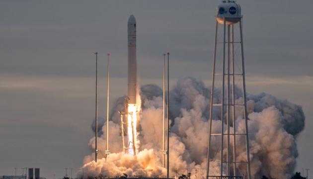 Українсько-американська ракета-носій вивела на орбіту вантажний корабель для МКС