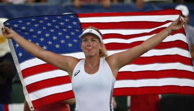Збірна США стала 18-разовим переможцем тенісного Кубка Федерації