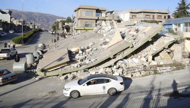 Землетрясение в Иране: МИД проверяет, пострадали ли украинцы