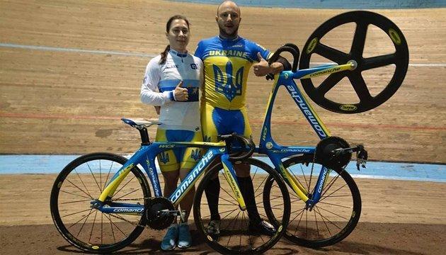 Украина завоевала 2 медали на этапе Кубка мира по велотреку в Манчестере