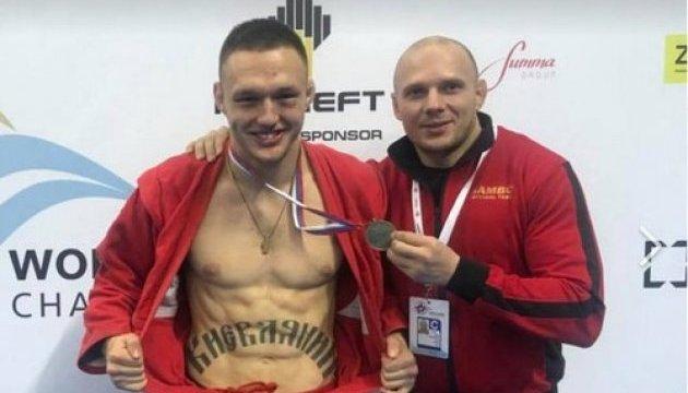 Украинцы завоевали 9 наград на чемпионате мира по самбо