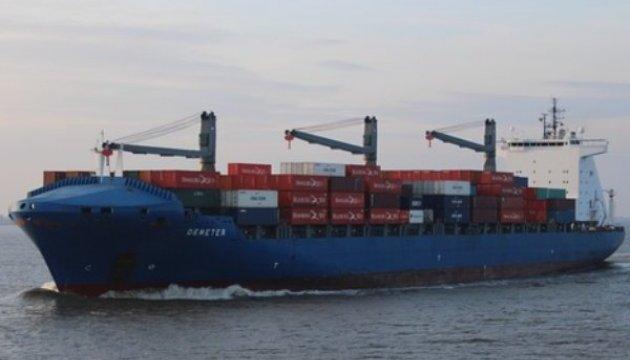 МИД подтверждает освобождение украинца и других моряков судна Demeter