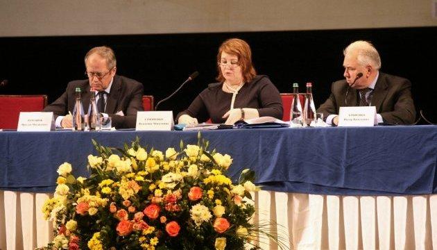 Съезд судей Украины избрал по своей квоте судью КСУ