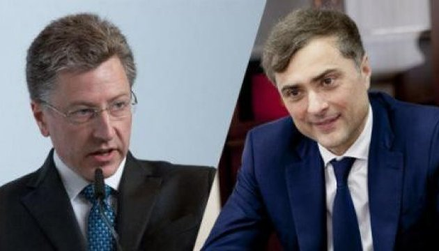 Volker, Surkov to discuss release of Ukrainian hostages – Iryna Herashchenko