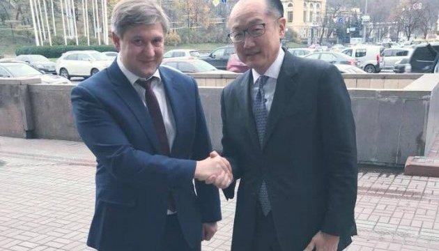 Мінфін чекає, що Світовий банк допоможе з імплементацією двох реформ
