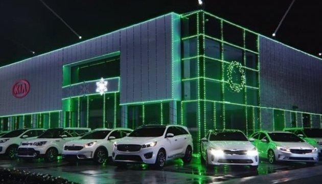Українську колядку використали у рекламі відомого автовиробника