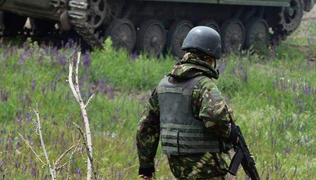 In Ostukraine ein Soldat verletzt