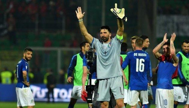 Буффон завершив кар'єру в збірній Італії з футболу