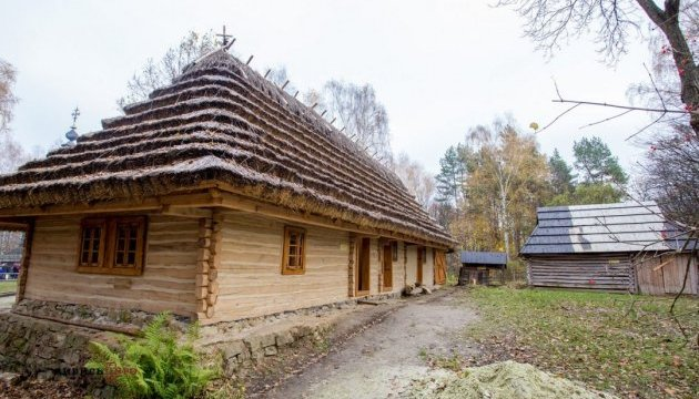 Шевченковский гай восстановил столетний экспонат
