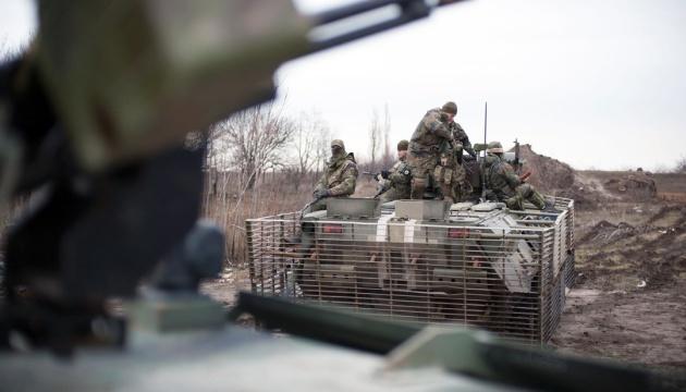 Штаб АТО: Боевики открывают огонь только на Донецком направлении