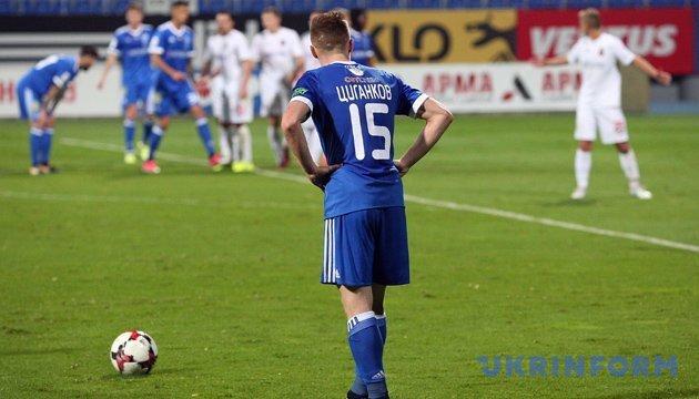 Футбол: Буяльский и Цыганков тренируются уже в общей группе