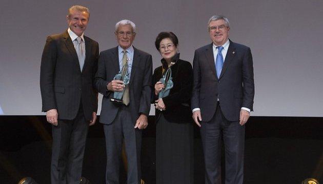 Бубка ініціював нагороду МОК для тренерів за досягнення у спорті
