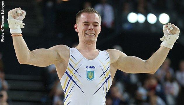 Украинец Верняев – лучший гимнаст немецкой Бундеслиги