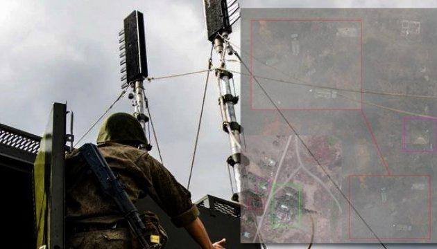 Аэроразведка заметила на Донбассе современную российскую глушилку