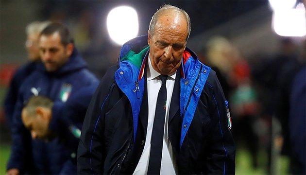 Вентура подтвердил, что покинет пост наставника футбольной сборной Италии