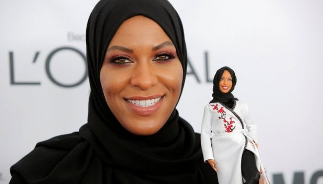 Барби официально надела хиджаб