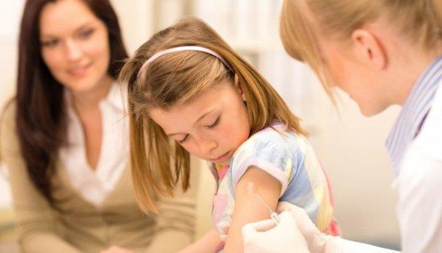 Rund 10.000 Kinder in Kiew in letzter Woche gegen Masern geimpft